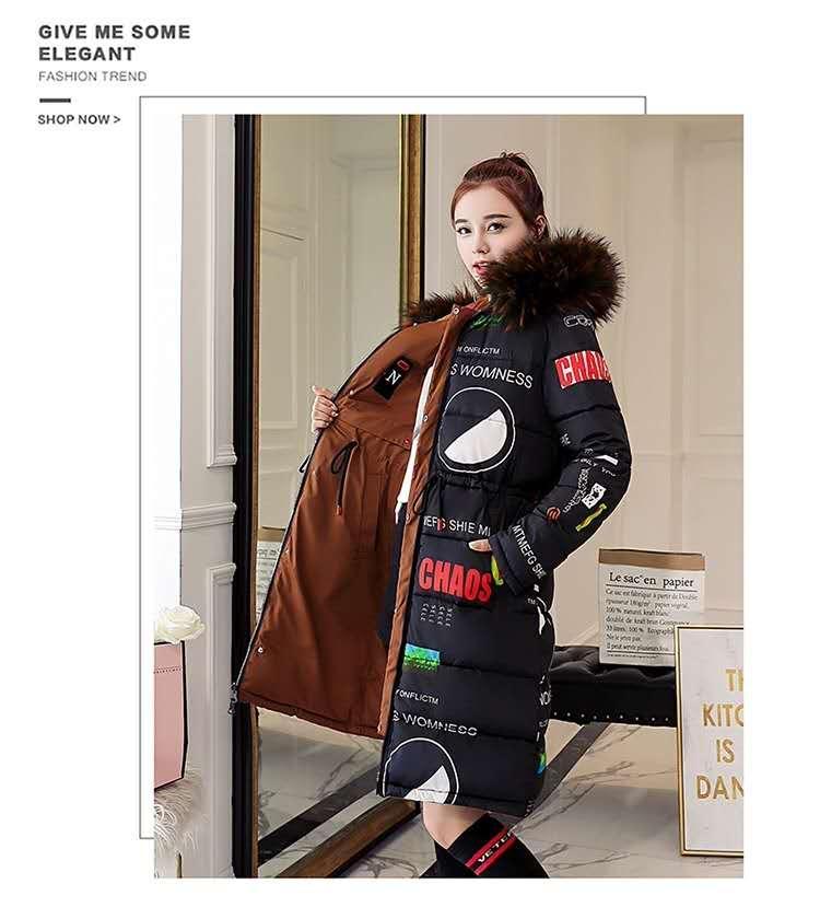 女士冬裝夾克 7