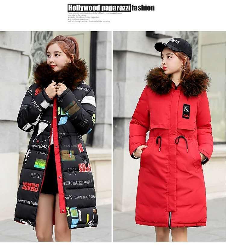 女士冬裝夾克 2