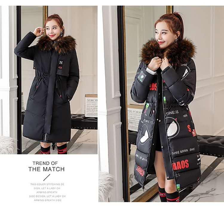 女士冬裝夾克 3