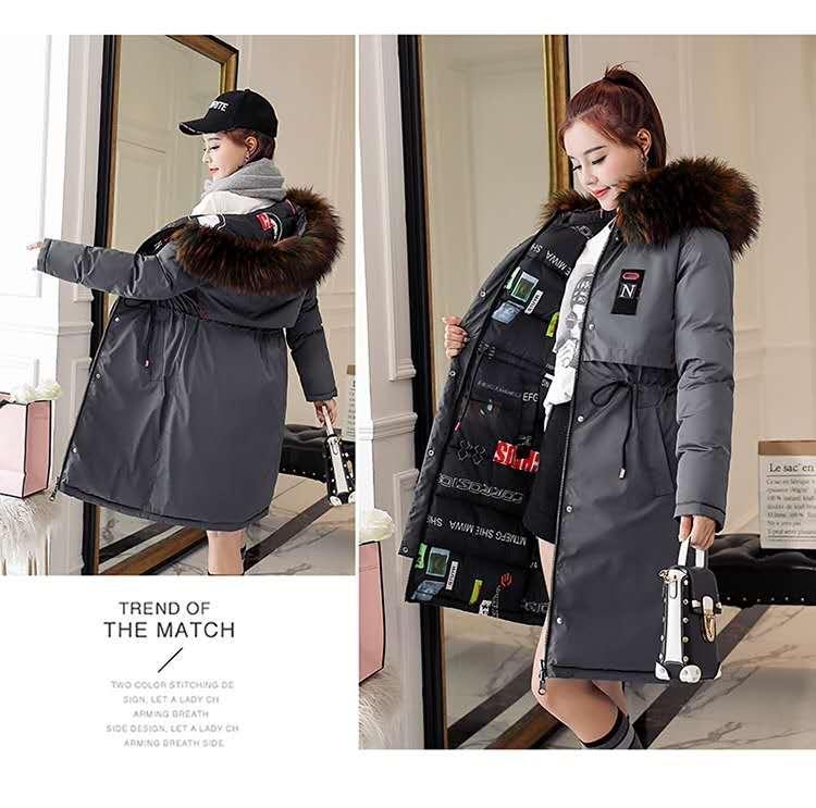 女士冬裝夾克 8