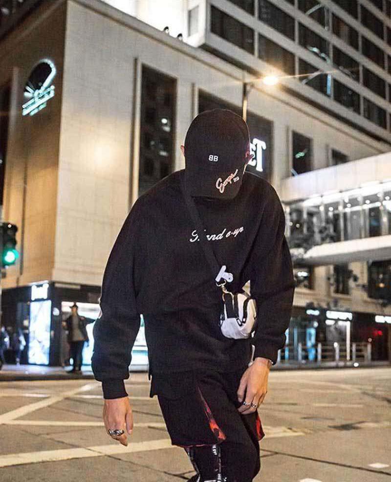 Street Hip Hop Fashion