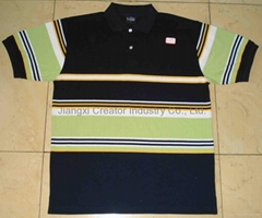 Yarn Dyed Pique Polo