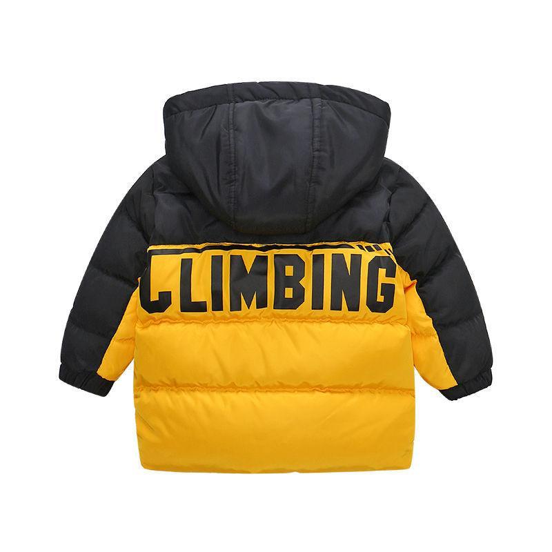 儿童冬裝夾克 7