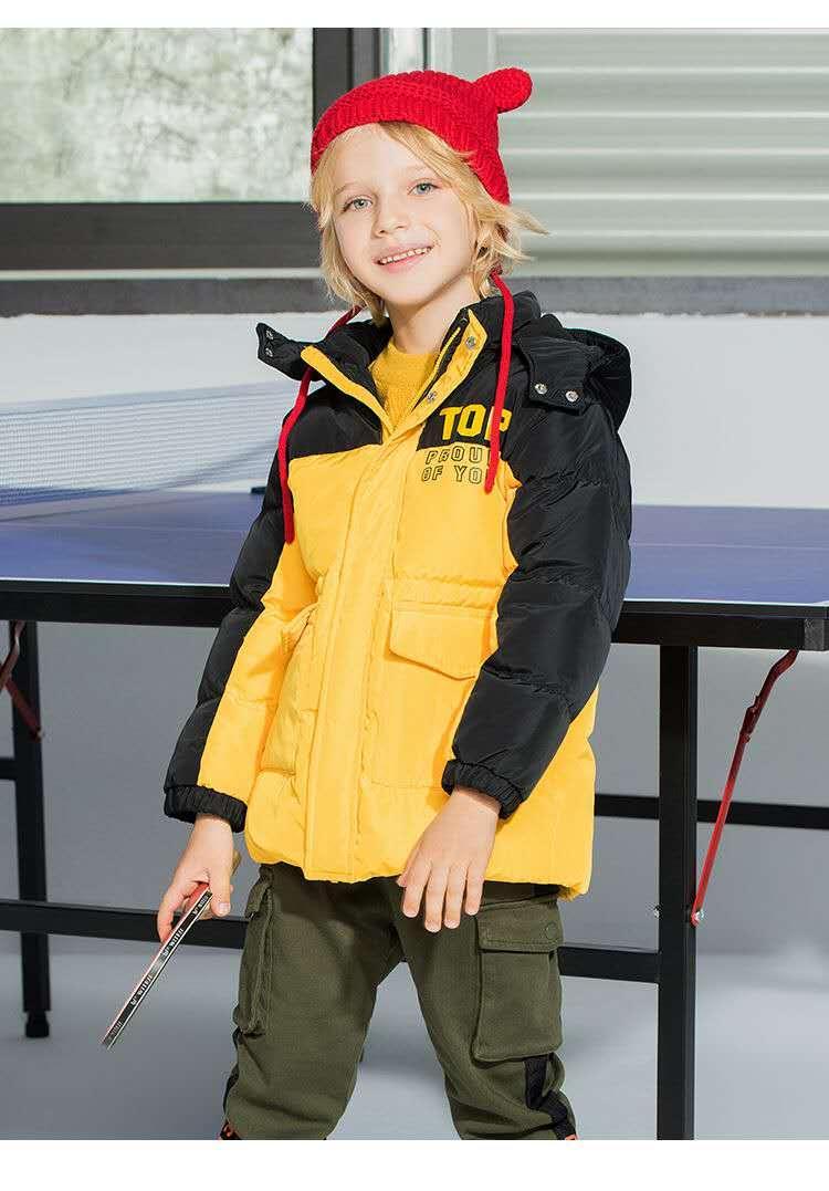儿童冬裝夾克 1