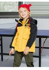 儿童冬裝夾克