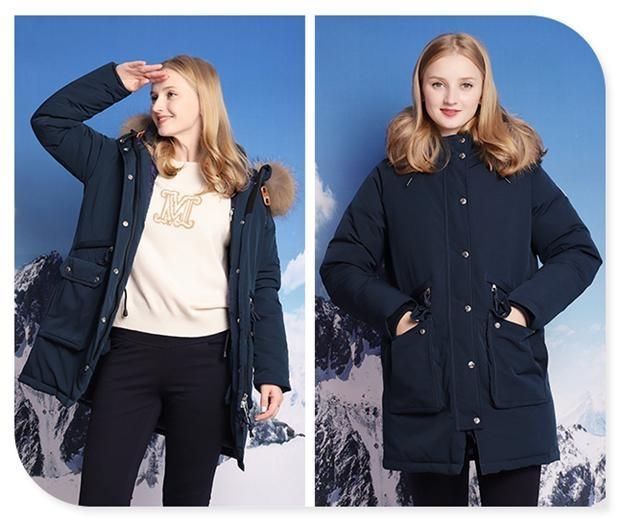 女士冬裝夾克 9