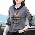 Lady Spring Hoody Sweater 2
