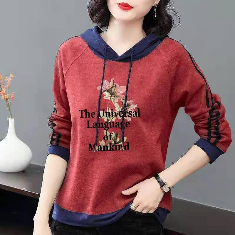 Lady Spring Hoody Sweater 3