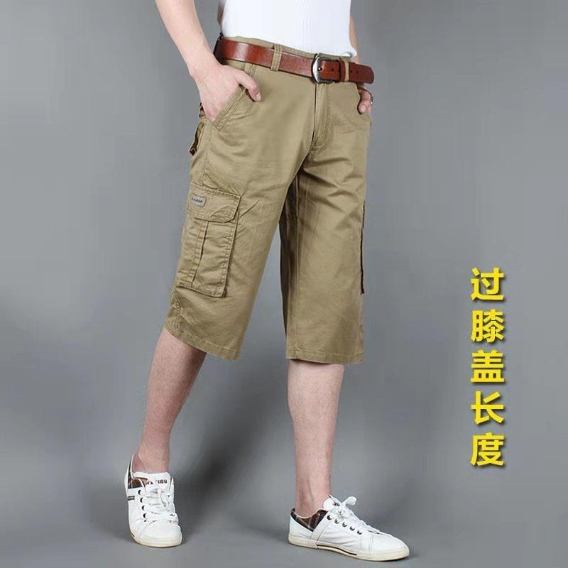 全棉男式沙灘褲 2