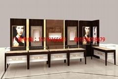 深圳珠宝展示柜设计订做