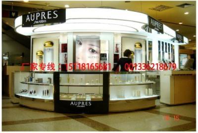 深圳化妝品展櫃展示櫃 1