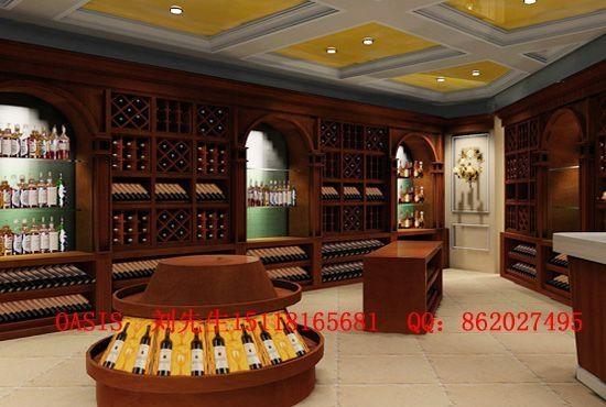 紅酒展示櫃 1