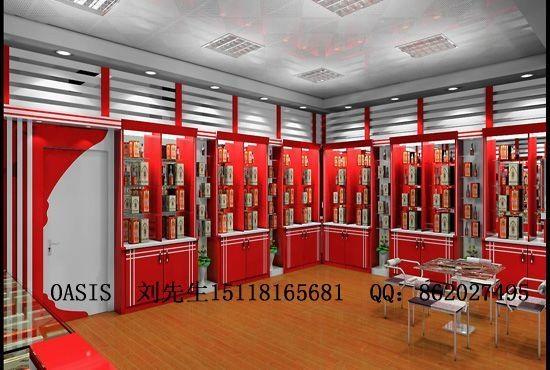 紅酒展示櫃 5