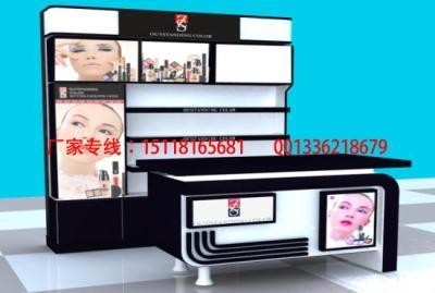 化妝品展櫃 2