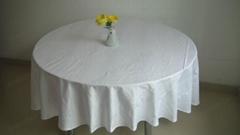 Cotton Table Cloth Satin