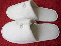 酒店拖鞋-繡酒店LOGO