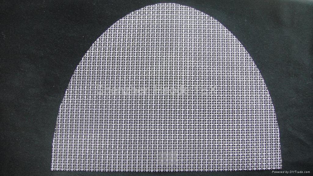 PVC西餐餐垫 5