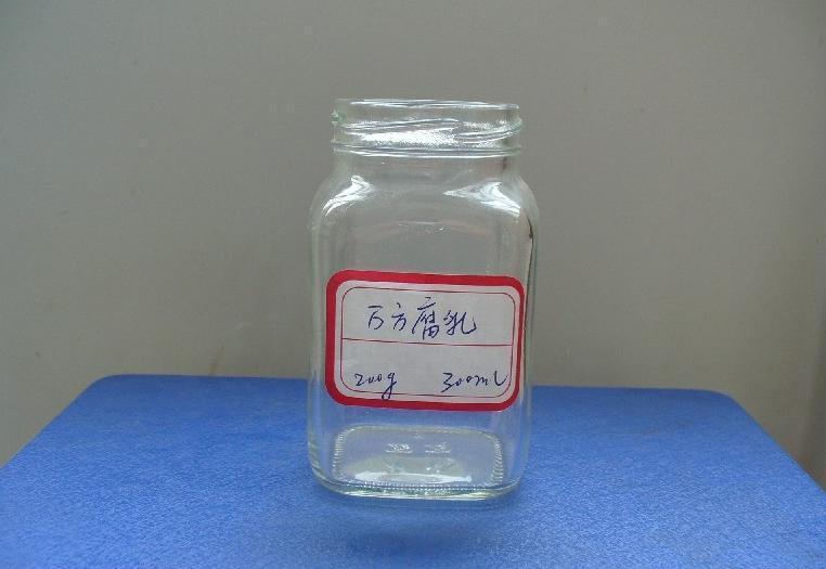300毫升酱菜瓶 腐乳瓶 1