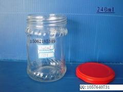 250毫升酱菜瓶