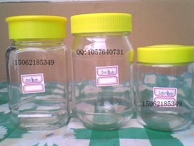 500克--1000毫升玻璃蜂蜜瓶玻璃罐 1