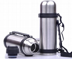 不锈钢保温旅行壶