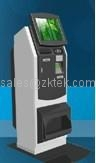 AP21B selfservice touchscreen photo kiosk