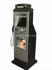 TP5D selfservice touchscreen photo kiosk