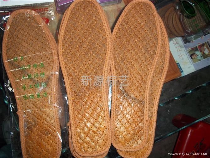 供应新款山棕鞋垫 3