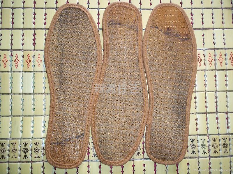供应新款山棕鞋垫 4