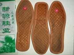 供應天然棕鞋墊