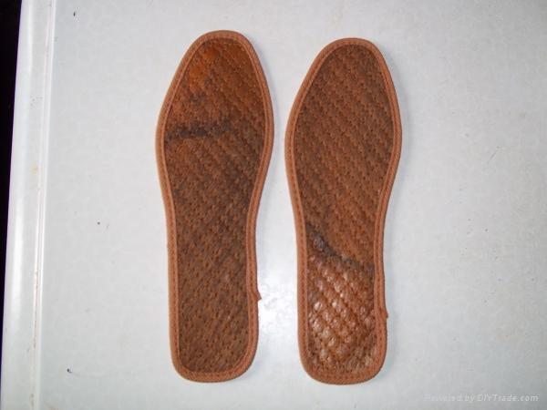 棕丝鞋垫 1