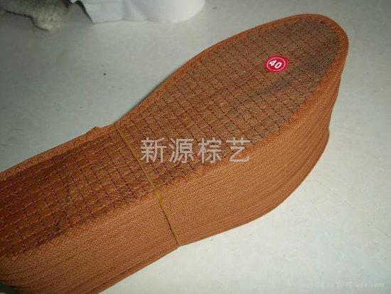 棕鞋垫 1
