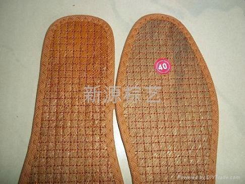 棕鞋垫 2