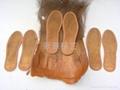 棕鞋垫 4