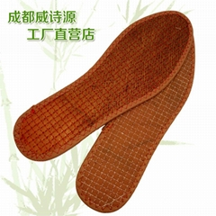威诗源山棕鞋垫