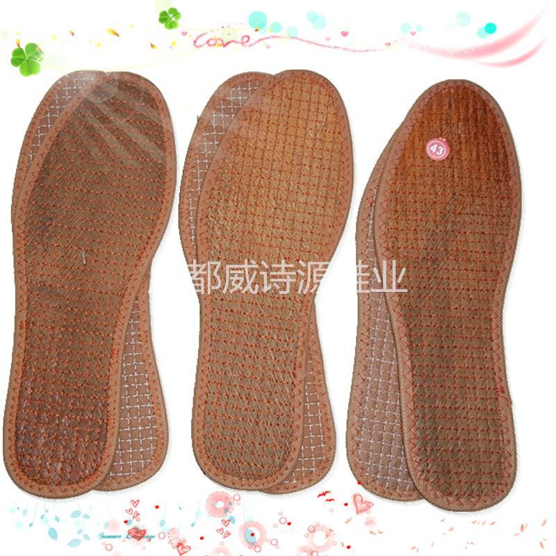 成都山棕鞋垫 1