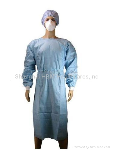 Surgical gown 2