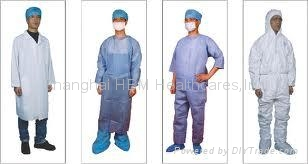 Surgical gown 3