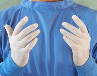 Surgical Gloves 1