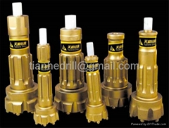 6 inch Foundation Construction Drill DTH Button Bits/Rock drilling tools/DTH