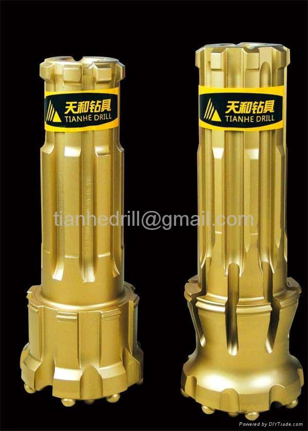 reverse drill bit. reverse circulation drill bit 1