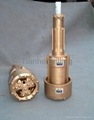 Concentric Casing Drilling System