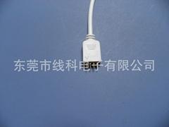 LED4PRGB控制器连接线