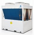 超低温空气源热泵热水机组 2
