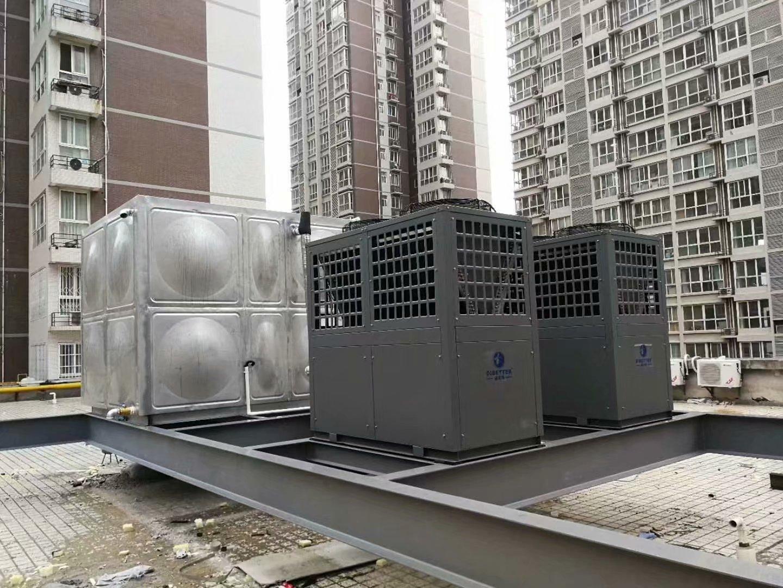 超低温空气源热泵热水机组 4