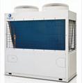 迪贝特空气源热泵热水机组 1