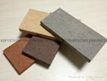 棕色毛面燒結磚