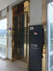 自帶井道的家用電梯