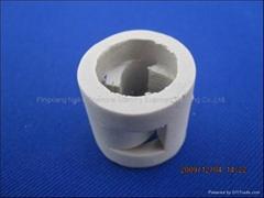Ceramic Pall Ring-Random Tower Packing