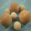 Refractory Ceramic Ball 1